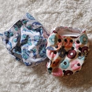 Blueberry Simplex AIO Cloth Diapers